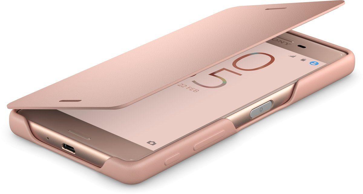 Sony Handytasche »Smartphone-Flipcover SCR52 für Xperia X«