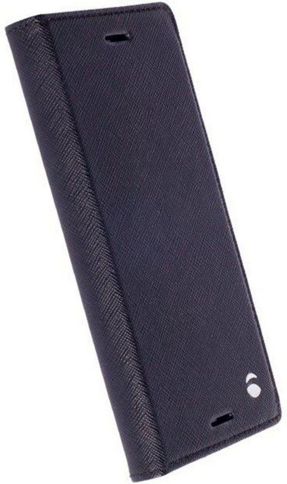 Krusell Handytasche »FolioCase Malmö für Sony Xperia X« in Schwarz