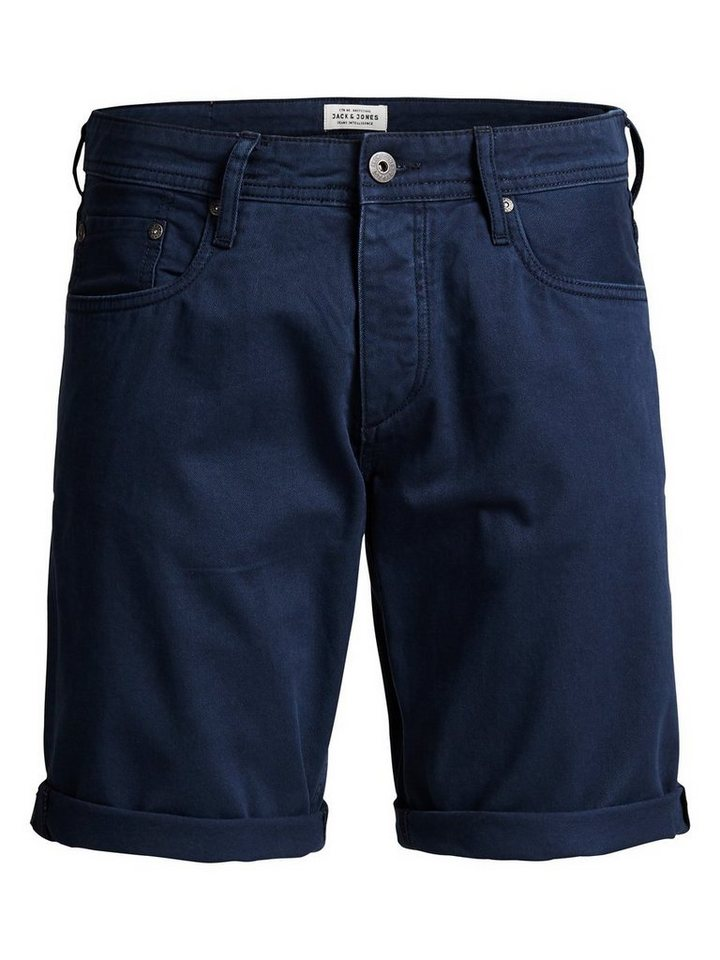 Jack & Jones Rick Original Shorts in Navy Blazer
