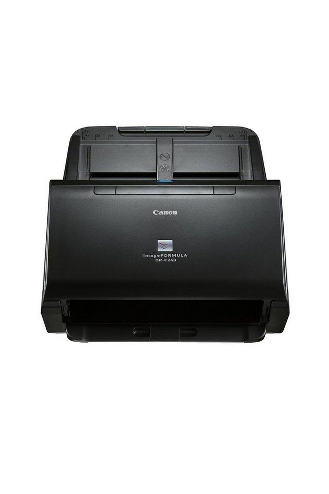 Canon Dokumentenscanner »imageFORMULA DR-C240«