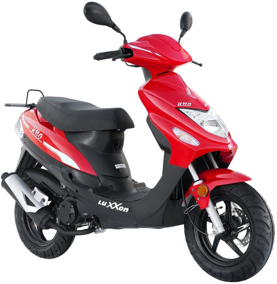 Luxxon Mofaroller, 50 ccm, 25 km/h, »Uno«