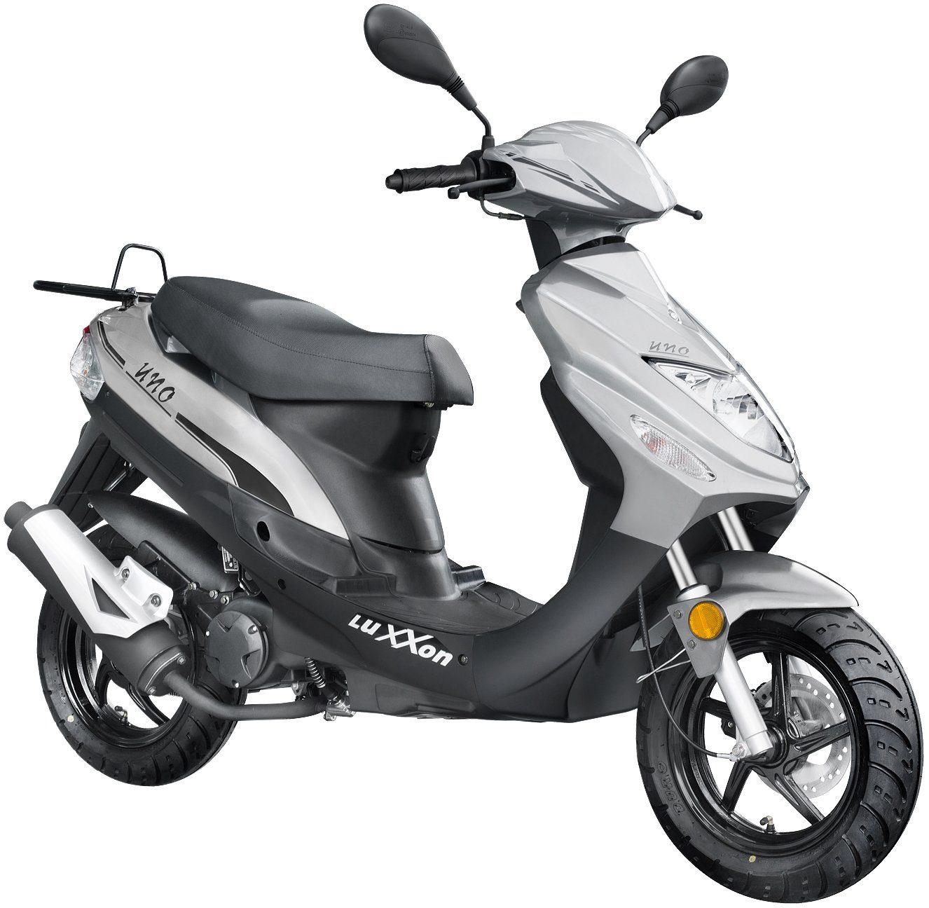 Luxxon Motorroller, 50 ccm, 45 km/h, »Uno«