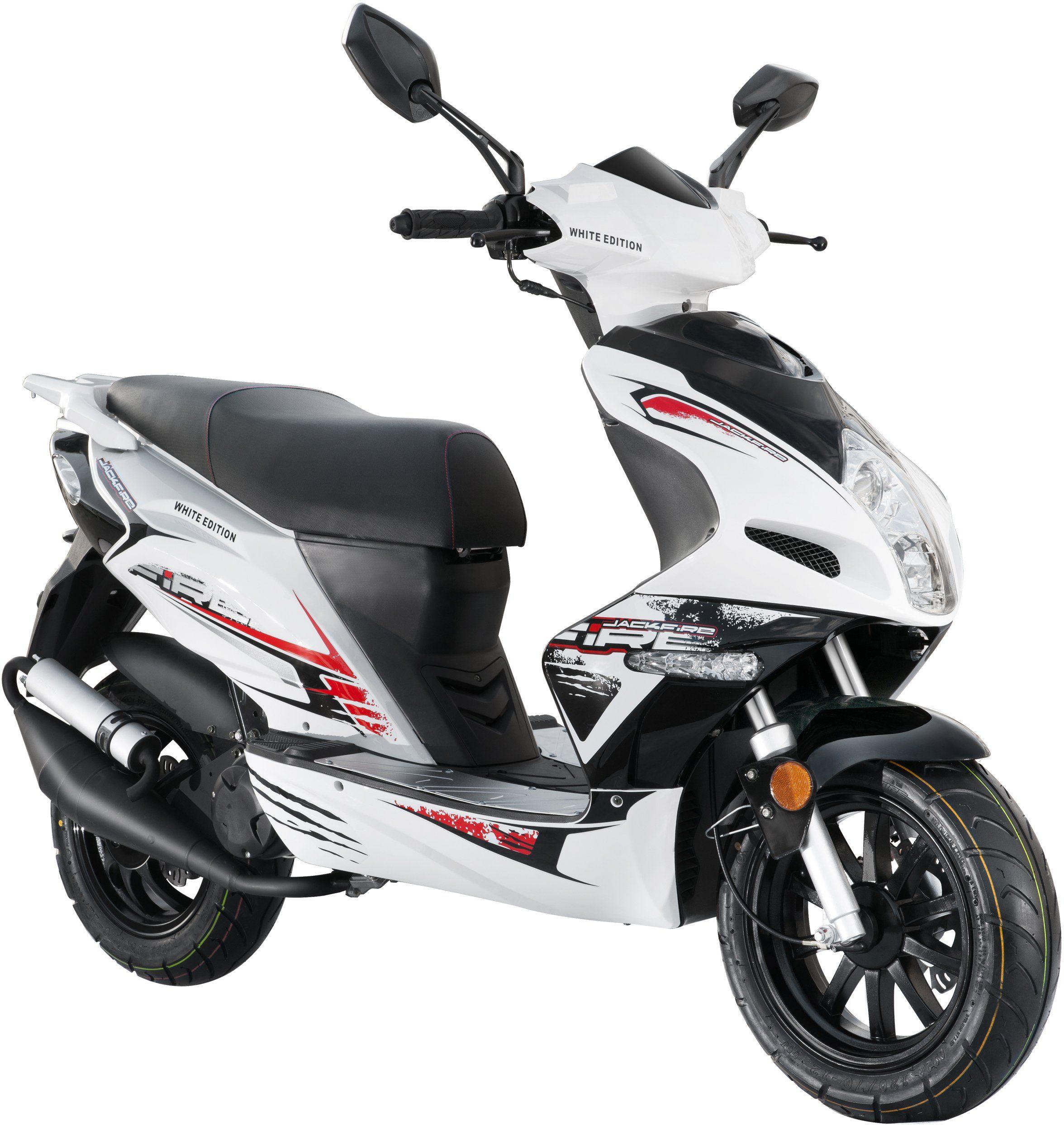 Luxxon Motorroller, 50 ccm, 45 km/h, »Jackfire«