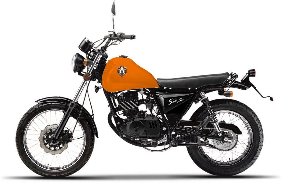 luxxon motorrad sixtysix 125 ccm 101 km h 125 ccm 101 km h online kaufen otto. Black Bedroom Furniture Sets. Home Design Ideas