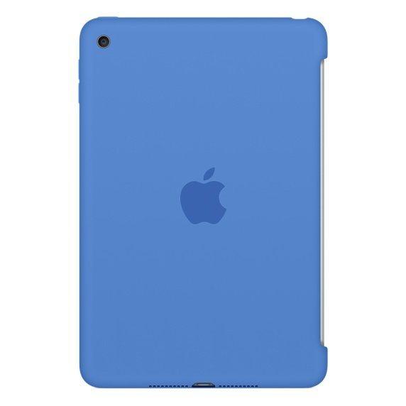 Apple Case »iPad mini 4 Silikon Case Königsblau«