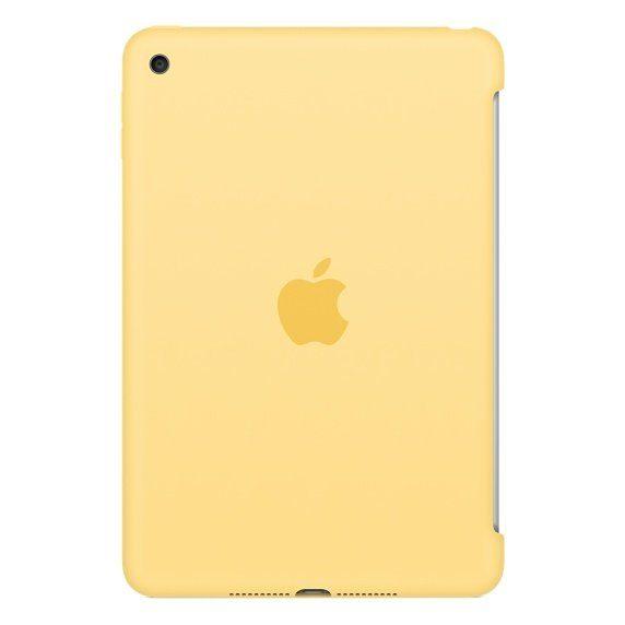 Apple Case »iPad mini 4 Silikon Case Gelb«