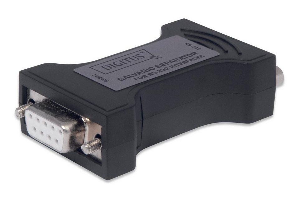 Digitus Trennelement »Trennelement für RS-232 Schnittstellen«