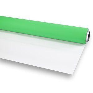 BRESSER Hintergrund »BRESSER Vinyl Hintergrundrolle 2,72x4m grün/weiß«