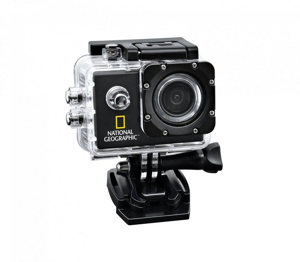 Bresser Kamera »NATIONAL GEOGRAPHIC Full-HD Action Camera, 140°«