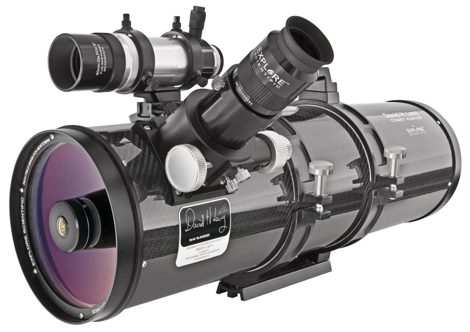 "BRESSER Teleskop »EXPLORE SCIENTIFIC MN-152/740 6"" Optischer Tubus«"