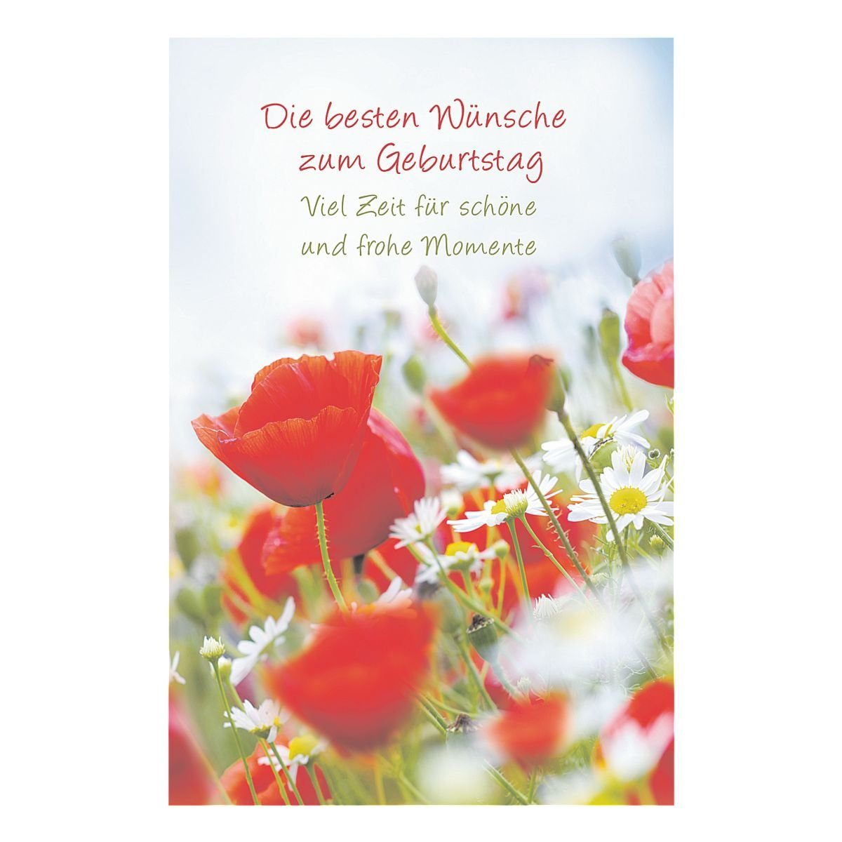 LUMA KARTENEDITION Postkarten »Geburtstag«