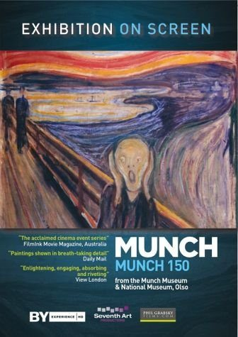 DVD »Exhibition on Screen - Munch 150«