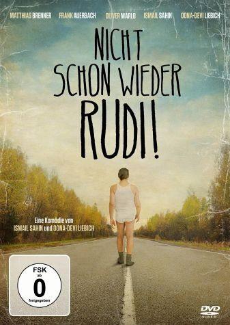 DVD »Nicht schon wieder Rudi!«