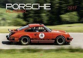 Kalender »Porsche Klassik 2017«