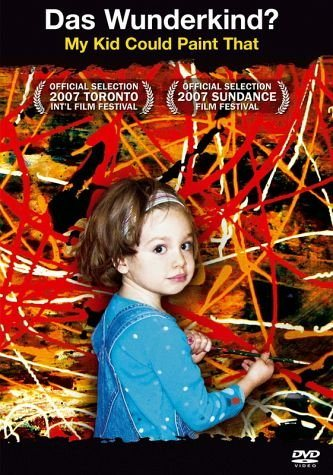 DVD »Das Wunderkind? - My Kid Could Paint That (OmU)«