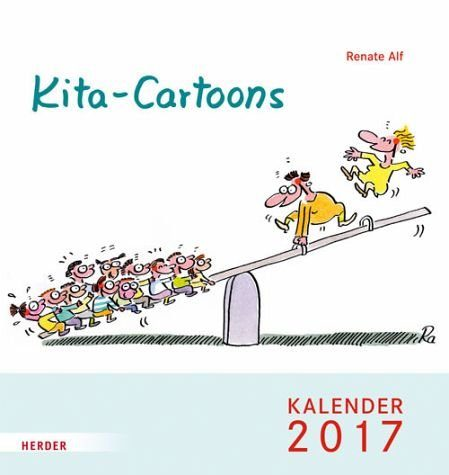 Kalender »Kita-Cartoons 2017«