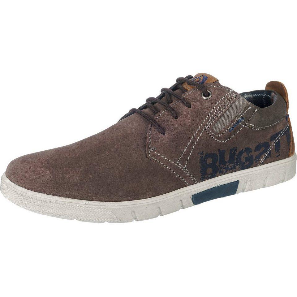bugatti Sneakers in dunkelgrau