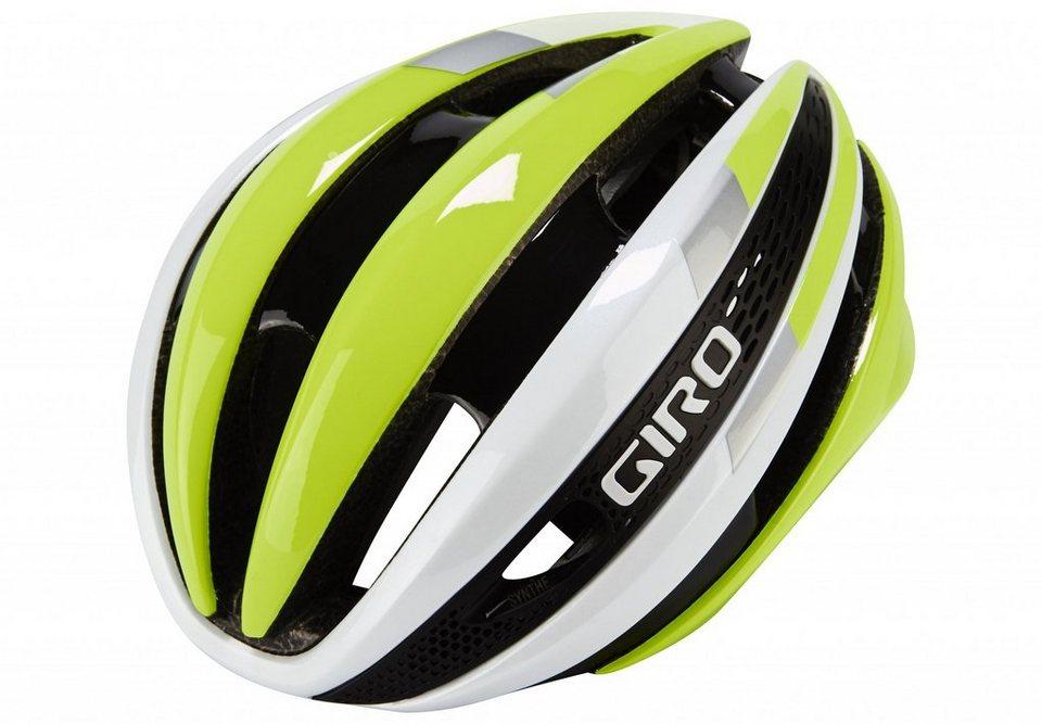 Giro Fahrradhelm »Synthe Helmet« in gelb