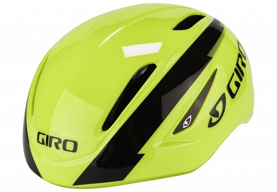Giro Fahrradhelm »Air Attack Helmet« in gelb