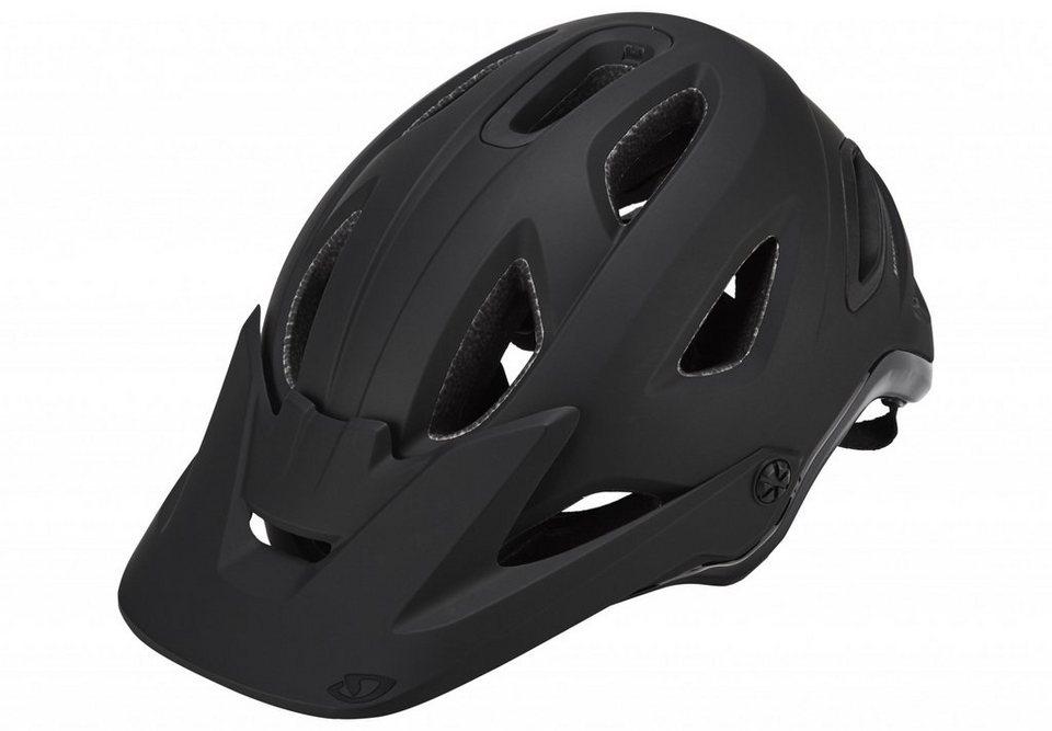 Giro Fahrradhelm »Montaro MIPS Helmet« in schwarz