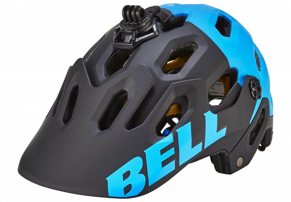 Bell Fahrradhelm »Super 2 MIPS Helmet« in schwarz
