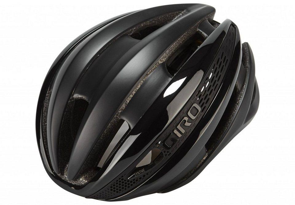 Giro Fahrradhelm »Synthe MIPS Helmet« in schwarz