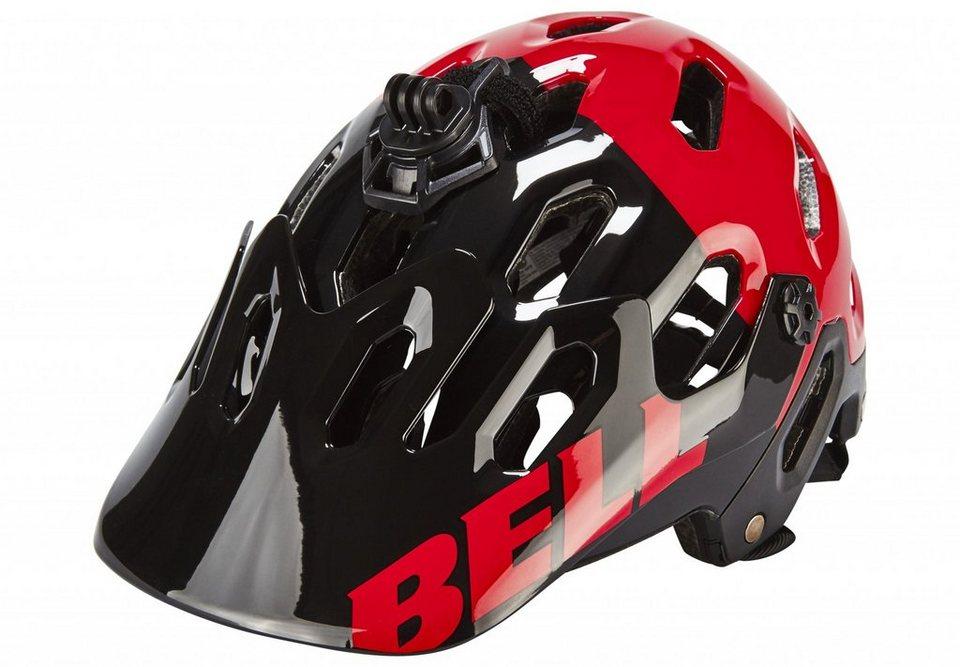 Bell Fahrradhelm »Super 2 Helmet« in schwarz
