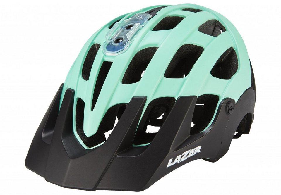 Lazer Fahrradhelm »Revolution Helm« in türkis