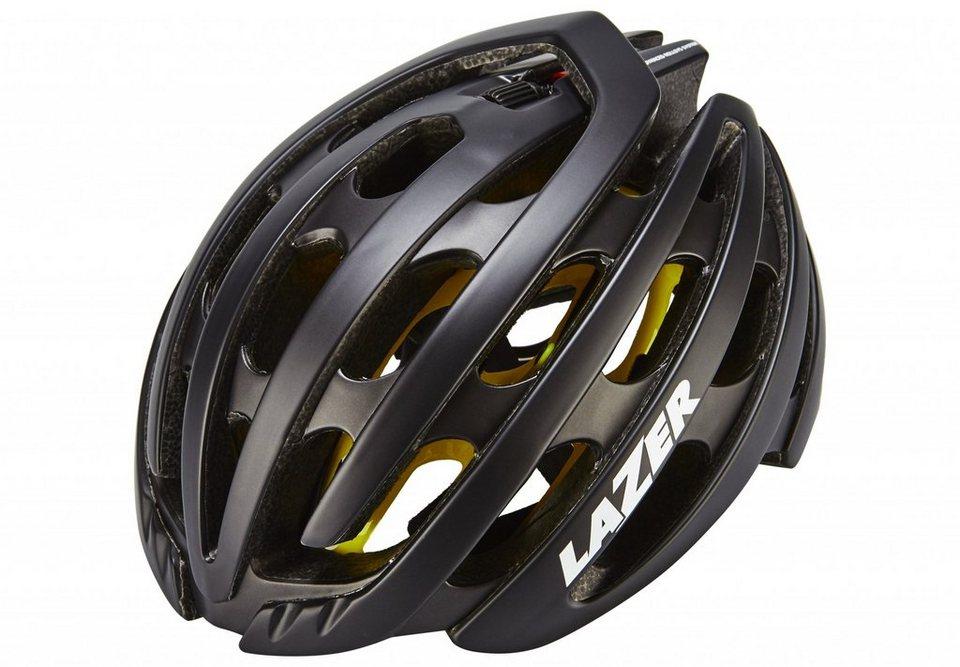 Lazer Fahrradhelm »Z1 Helm MIPS« in schwarz