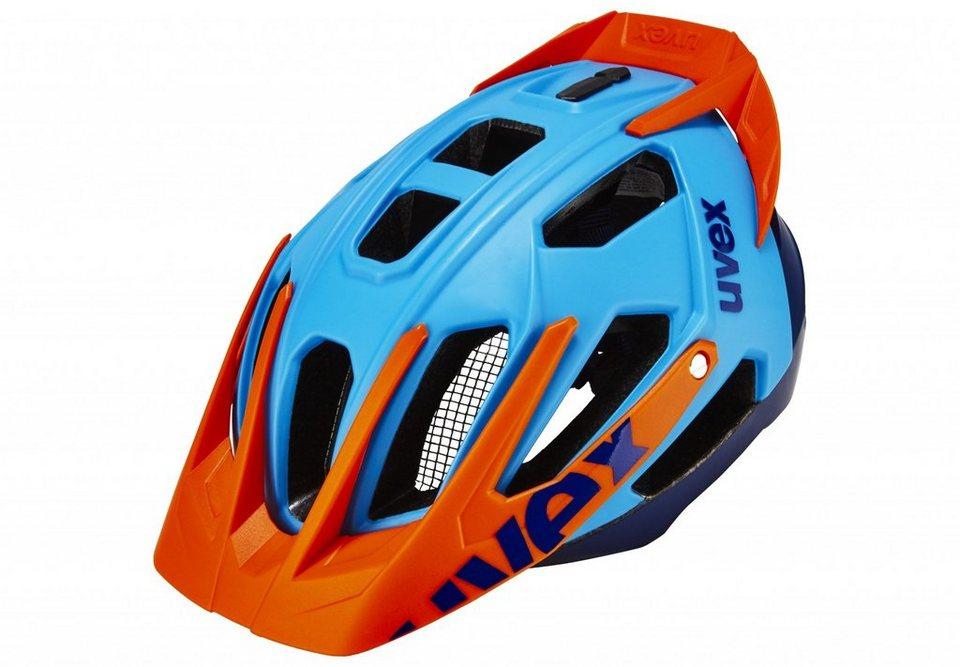 UVEX Fahrradhelm »quatro pro Helm« in türkis