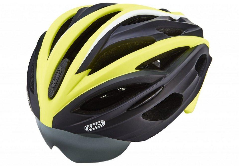 ABUS Fahrradhelm »In-Vizz Helm« in schwarz