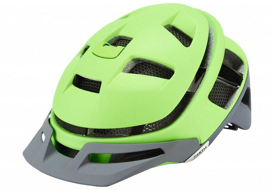 Smith Fahrradhelm »Forefront Helmet« in grün