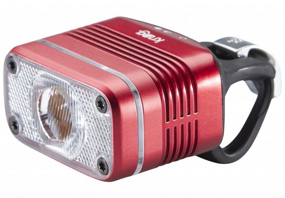 Knog Fahrradbeleuchtung »Blinder Beam 220 Frontlicht StVZO weiße LED«
