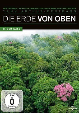 DVD »Die Erde von oben - Der Wald«