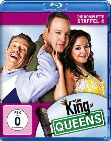 Blu-ray »King of Queens - Die komplette Staffel 4 (2...«