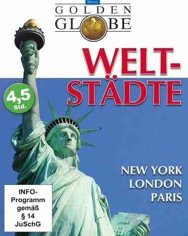 Blu-ray »Golden Globe - Weltstädte«