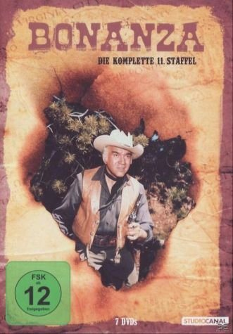 DVD »Bonanza - Season 11«