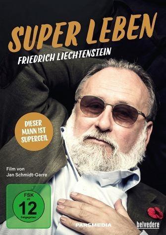 DVD »Friedrich Liechtenstein - Super Leben«