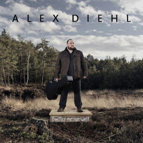 Audio CD »Alex Diehl: Bretter Meiner Welt«
