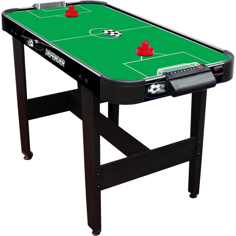 Carromco Airhockey Defender-XT in schwarz