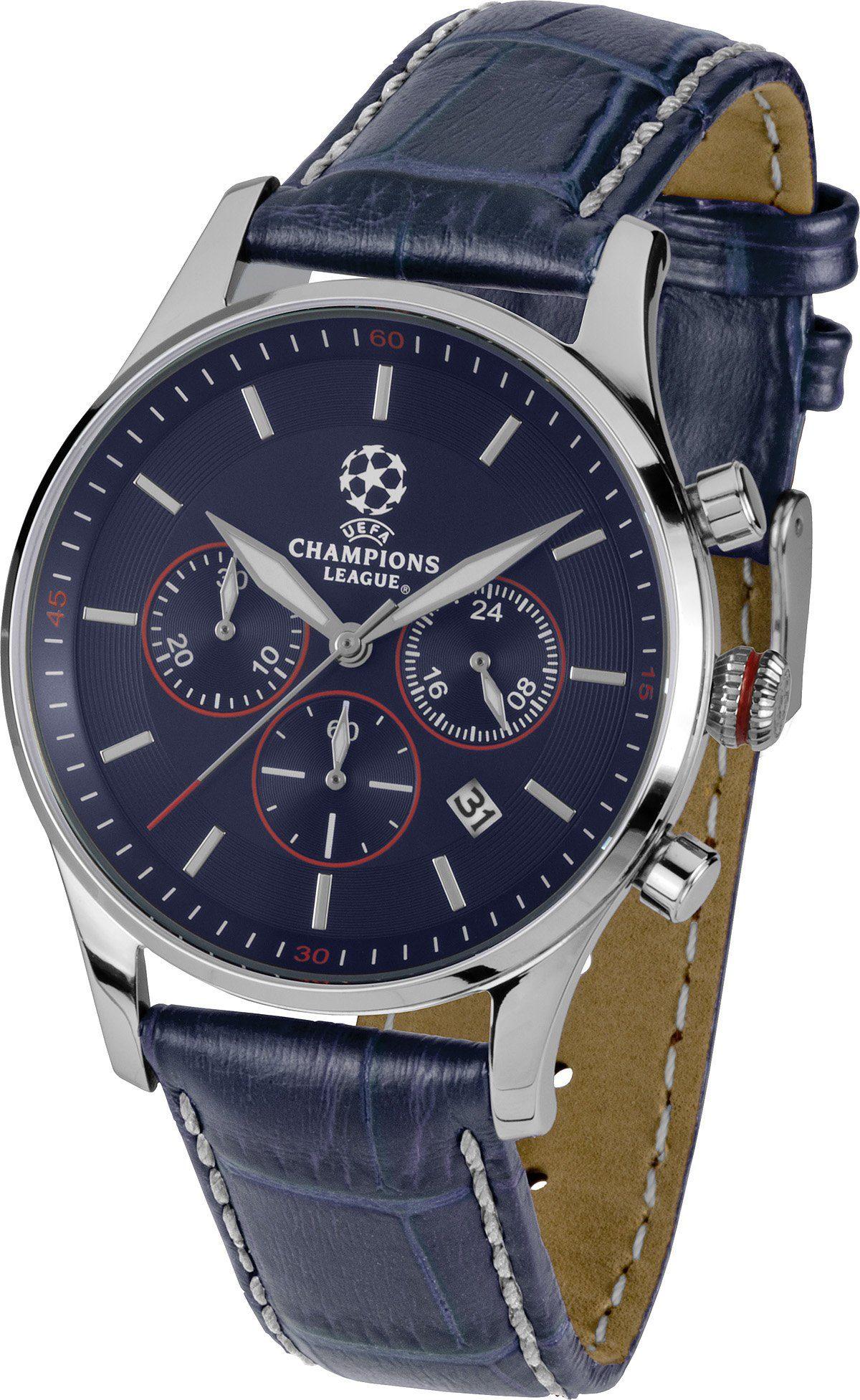 Jacques Lemans Sports Chronograph »UEFA CHAMPIONS LEAGUE, U-58A«