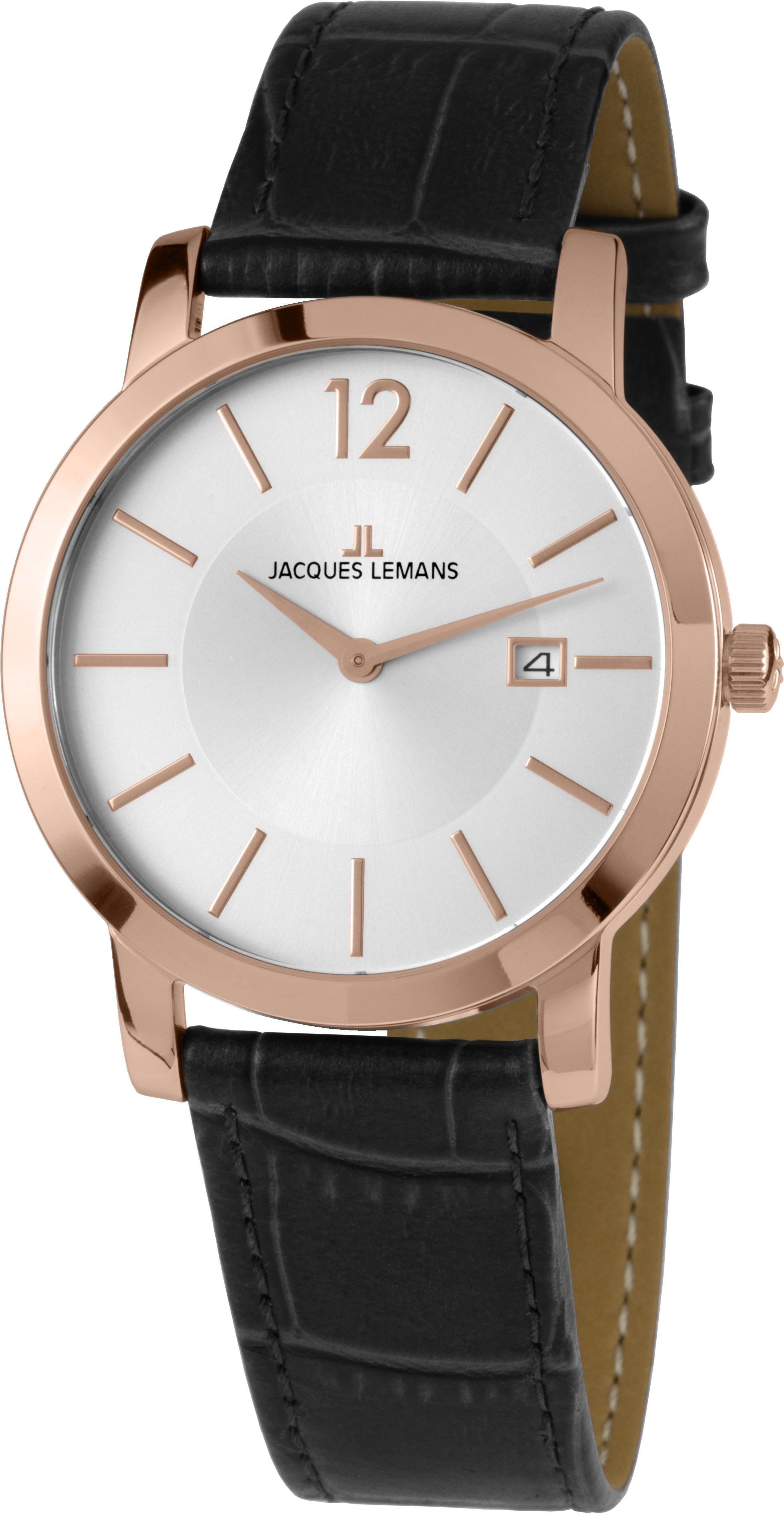 Jacques Lemans Classic Quarzuhr »40-1D«