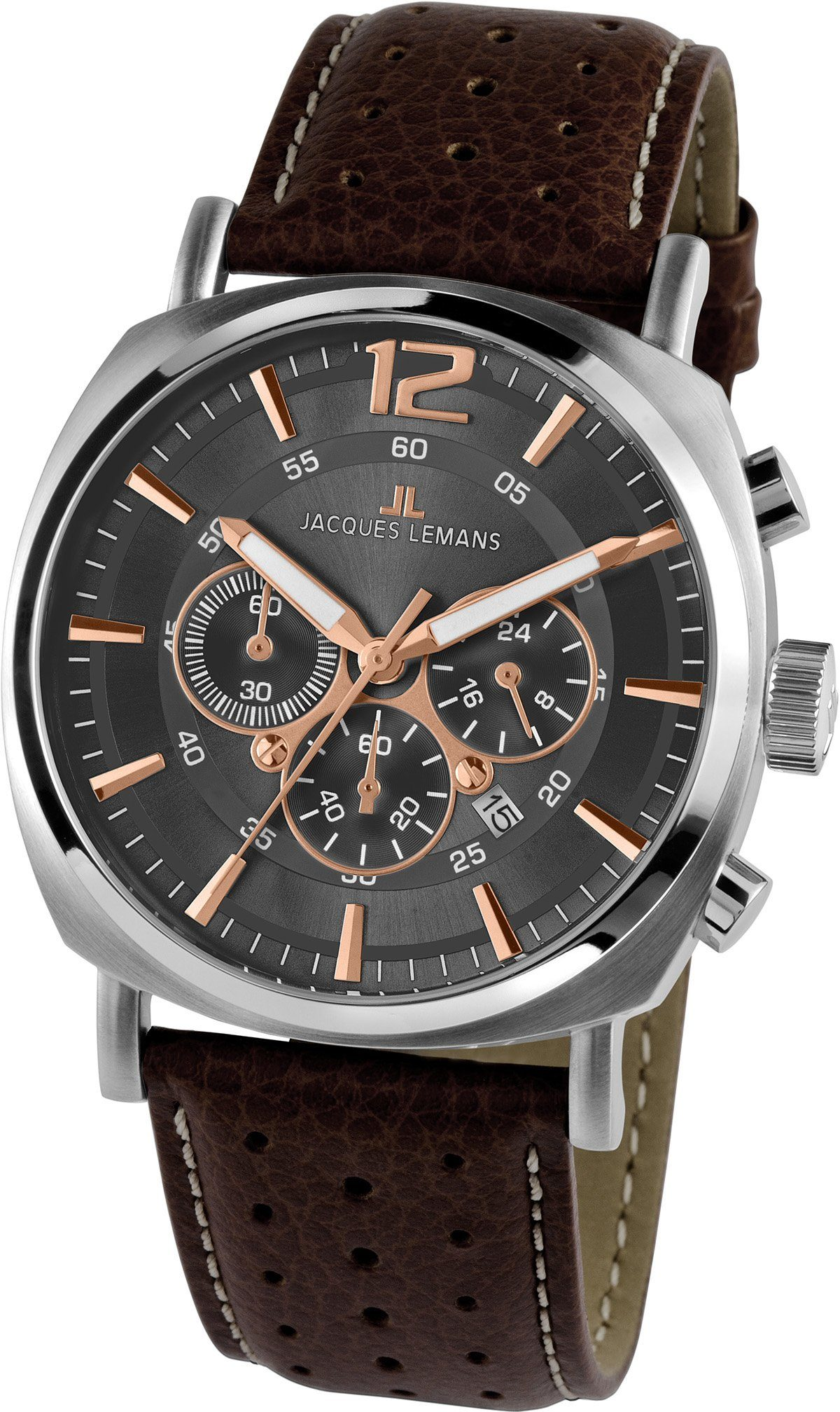 Jacques Lemans Sports Chronograph »Lugano, 1-1645H«