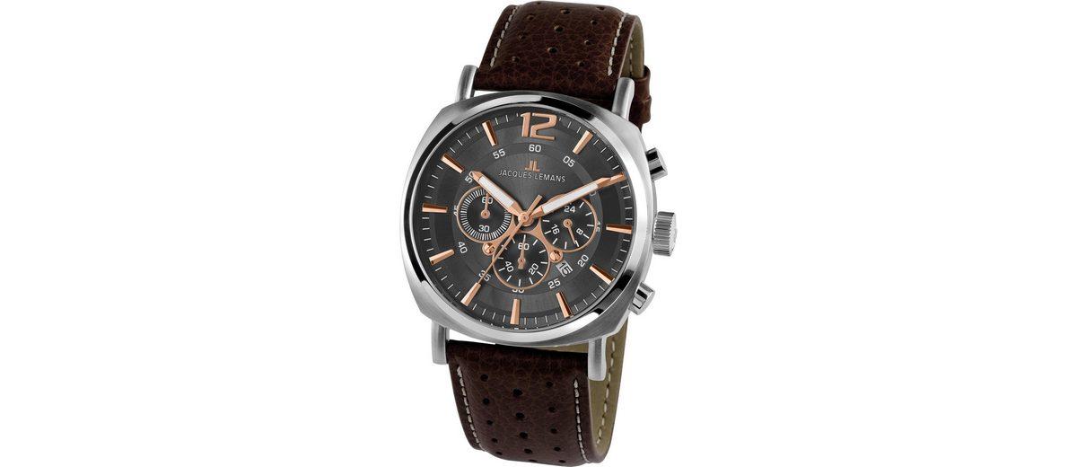 Jacques Lemans Sports Chronograph, »Lugano, 1-1645H«