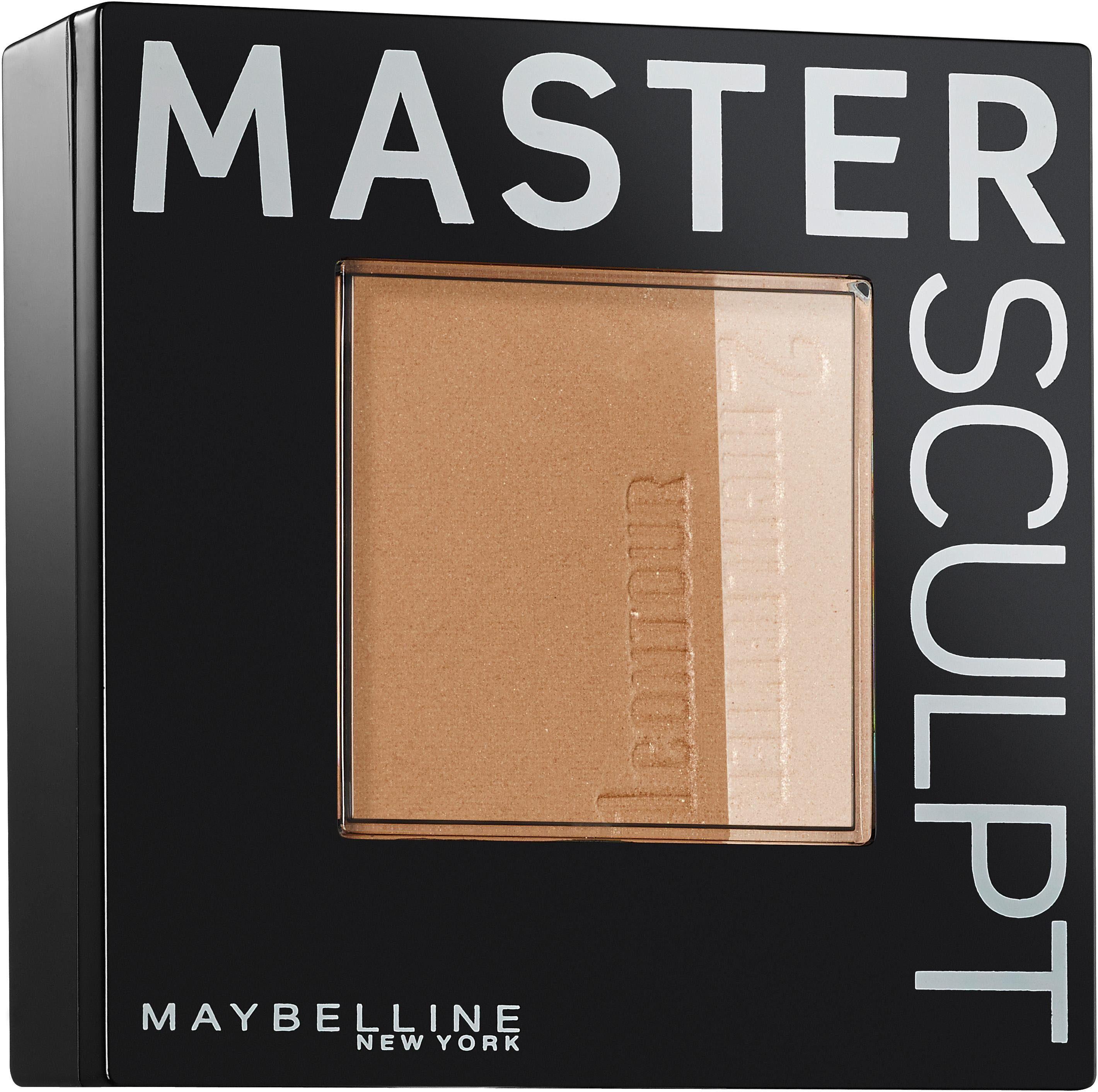 Maybelline New York, »Master Sculpt«, Kontur-Duo-Puder