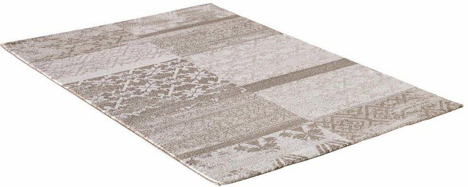 Teppich, Impression, »Vintage 1612«, gewebt in beige