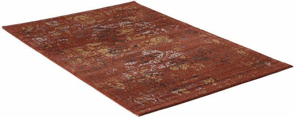 Teppich, Impression, »Vintage 1613«, gewebt in terra