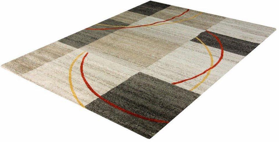 Teppich, Impression, »Luna 1706«, gewebt in beige