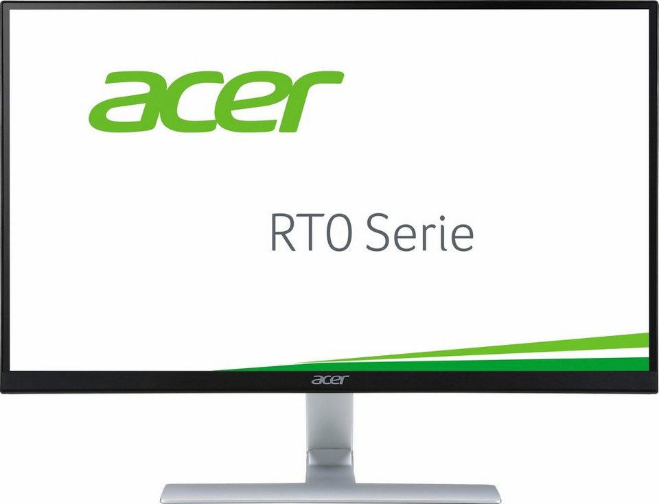 Acer RT270bmid LED-Monitor, 69 cm (27 Zoll), 1920 x 1080, 16:9 in schwarz