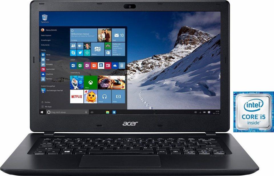 Acer Aspire S5-371-5693 Notebook, Intel® Core™ i5, 33,8 cm (13,3 Zoll), 256 GB Speicher in schwarz